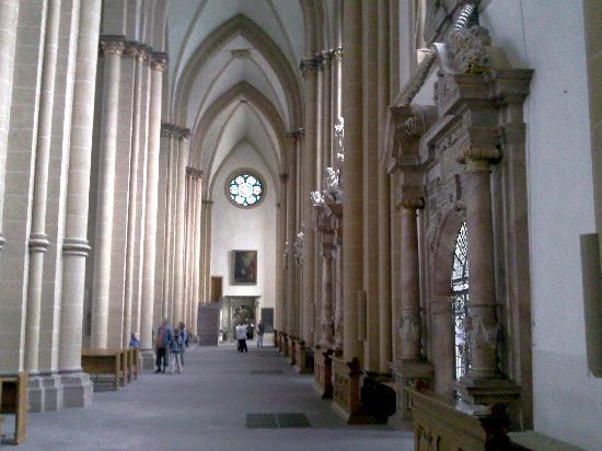 Paderborn, Allemagne : Säulengang