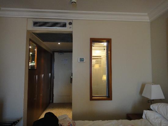 Hilton ParkSA Istanbul: room