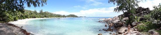 Anse Kerlan, Seychelles: Strand Nr. 2