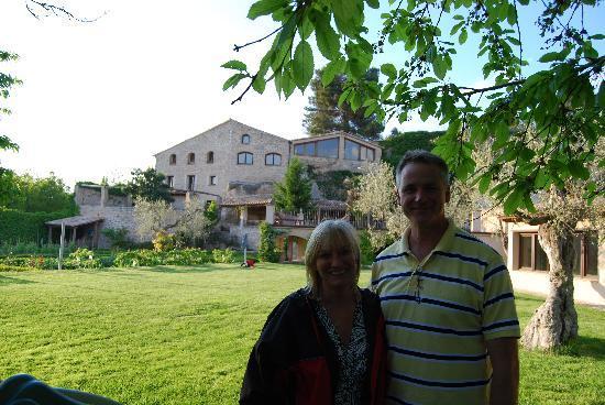 Arnes, สเปน: Hort de Fortunyo