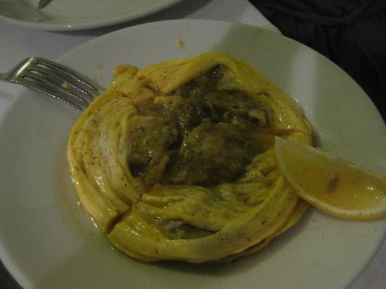 menu - Picture of Trattoria Sostanza, Florence - TripAdvisor