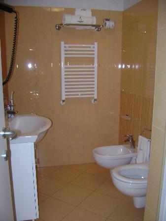 Aurea Hotel Tortoreto Lido: bathroom