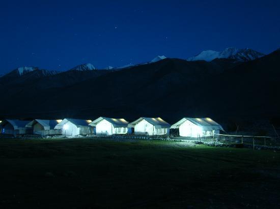 Hotel Lasermo: Camp Watermark - Lasermo partner @ Pangongtso