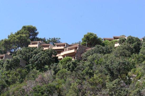 Giverola Resort: Bungalows Typ A (Gebäude mit 4-6 Einheiten)