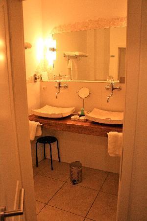 Schloss Engers: salle de bain