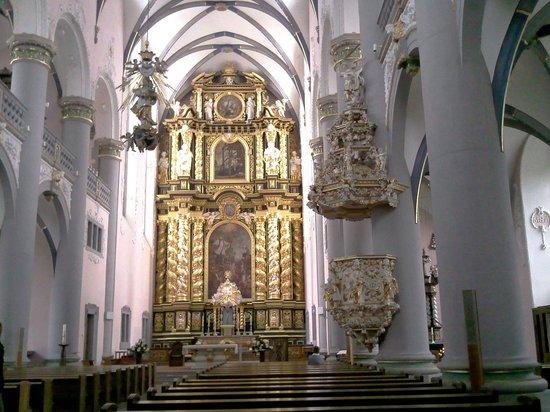 Paderborn, Alemania: Altar