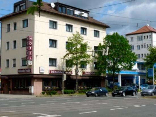 Hotel Geissler: Hausansicht
