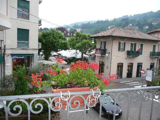 Hotel Moderno: View from bedroom
