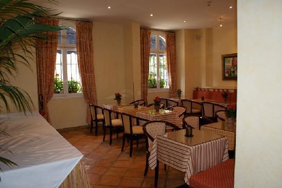 Hotel Le Grimaldi by HappyCulture: Zona de desayuno