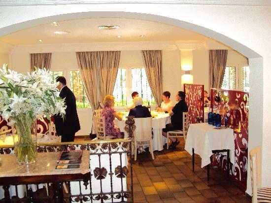 Restaurante Gayarre: Otra parte del comedor