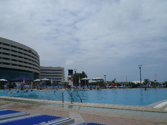 Sheraton Club des Pins Resort: Piscine