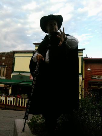Park City Ghost Tours: The start of our great adventure :-)