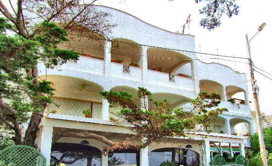 Hotel Il Vascello : hotel  Il Vascello fronte