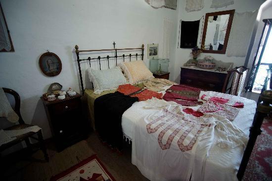 Naxos Town, Greece: Alltagsgegenstände der Adelsfamilie