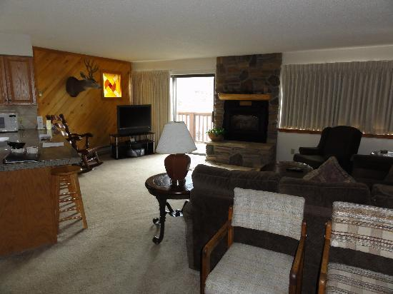 Pine Ridge Condominiums: condo