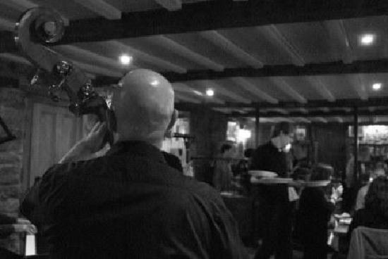 The White Lion: Restaurant on Jazz Night