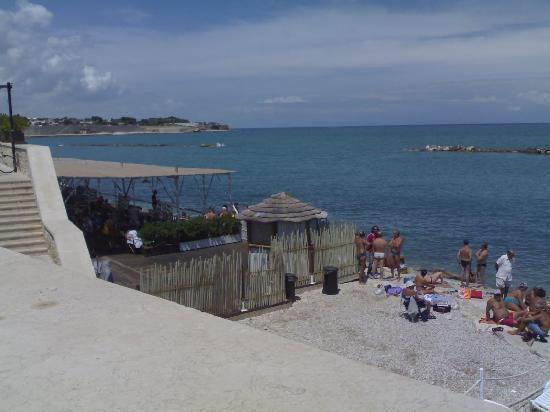 Salsello Hotel Puglia : spiaggia