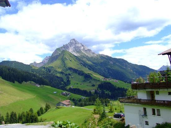 Feldkirch, Austria: The Bregenzewald drive