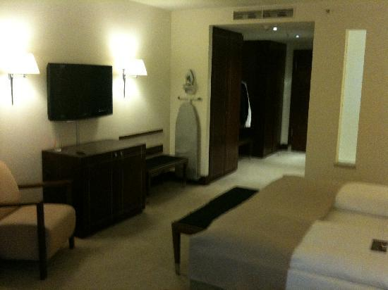 Sheraton Carlton Hotel Nuernberg: Zimmer