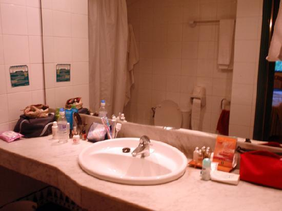 Hacienda San Jorge: Baño