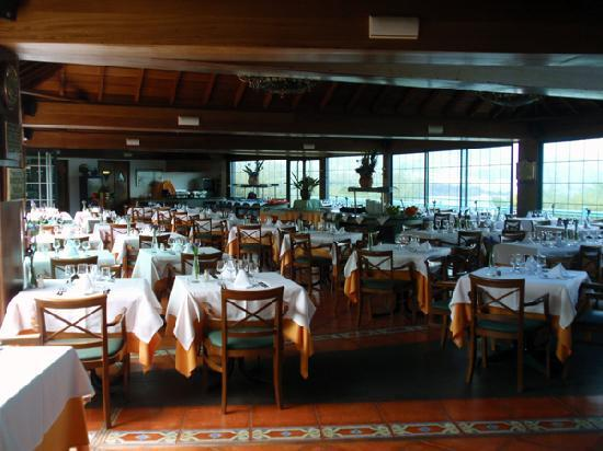 Hacienda San Jorge: Restaurante