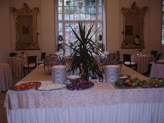 Termini Imerese, Itália: scorcio sala ristorante