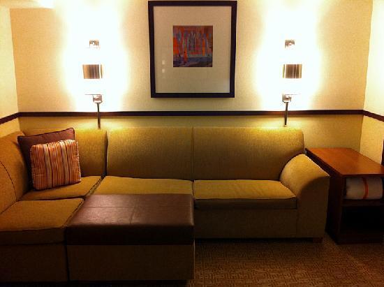 Hyatt Place Albuquerque/Uptown: Large sitting area