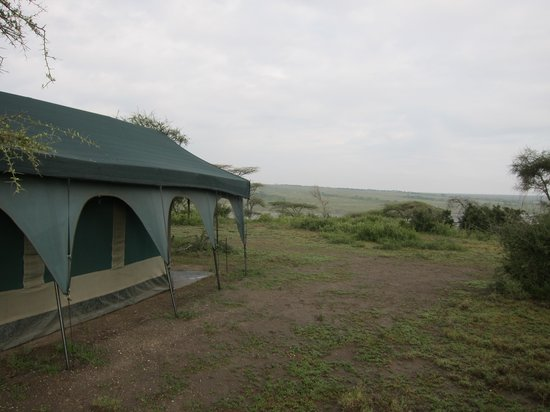 Kirurumu Tarangire Lodge: awesome views and landscape all around you