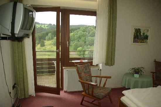 Hotel Waldfrieden: Zimmer Nr. 14