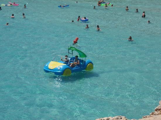 Hotel Valparaiso : Hire Boats