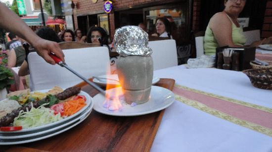 Kosk Restaurant: 5