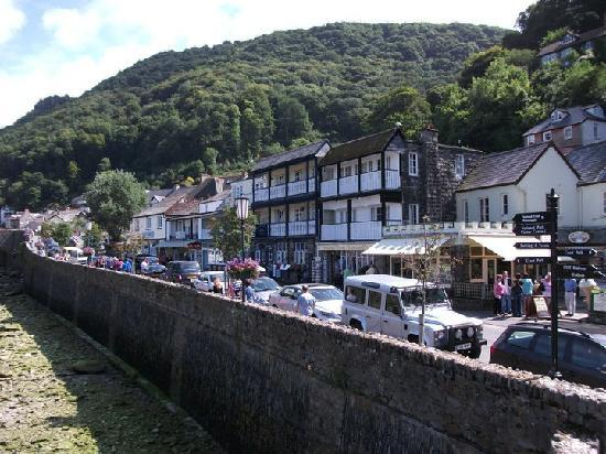 The Seawood Hotel: Lynmouth by Lynton