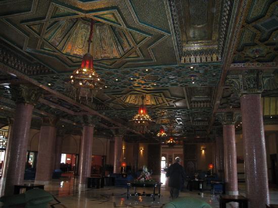 Atlantic Palace Agadir: Lobby