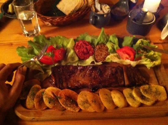 Karczma w Straconce: Ottimo ribs