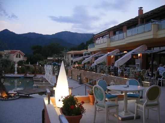 Alexandra Golden Boutique Hotel: restaurant
