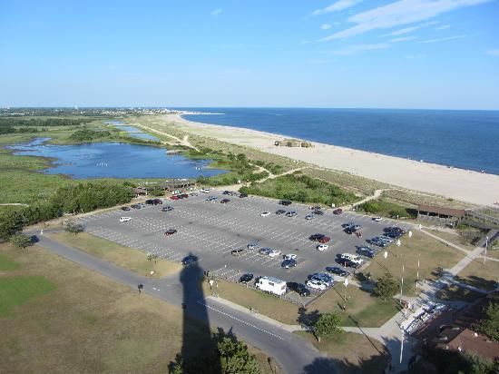 Cape May Lighthouse: light house view