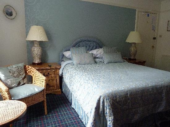Rosebank House Bed and Breakfast: Room at Rosebank