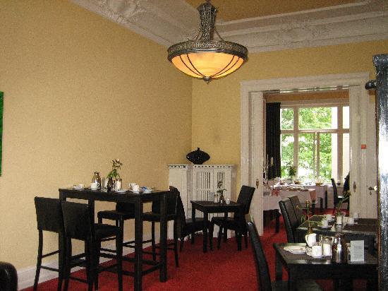 Hotel Am Dammtor: Frühstücksraum