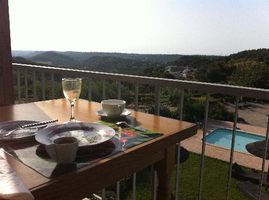 Hotel Rural Quinta do Marco: Breakfast view
