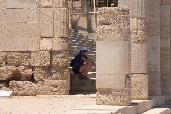 Alea Hotel: Lindos Akropolis