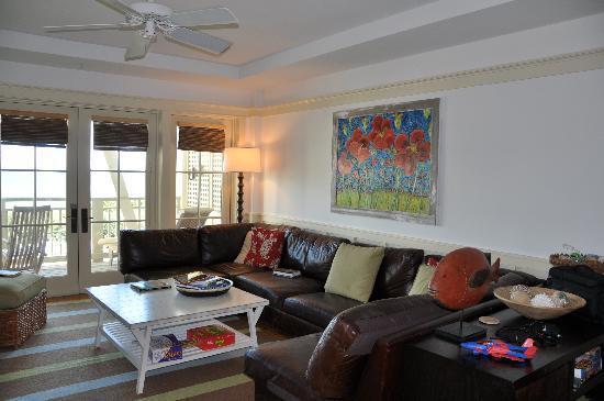 living room area picture of watercolor inn santa rosa