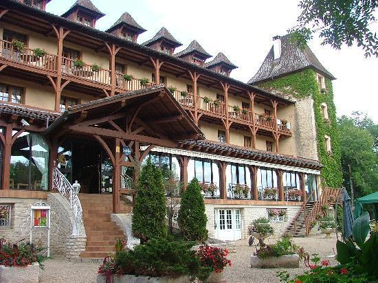 Antonne-et-Trigonant, Francja: Vista del hotel