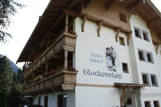 Hotel Garni Glockenstuhl: Front view