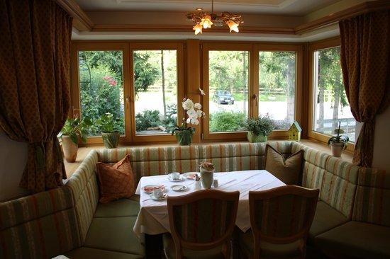 Hotel Garni Glockenstuhl: Breakfast room