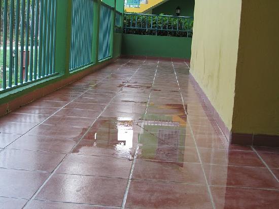 Slippery Floors In The Kitchen