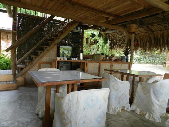Hotel Playa Scondida : Relaxed athmospare
