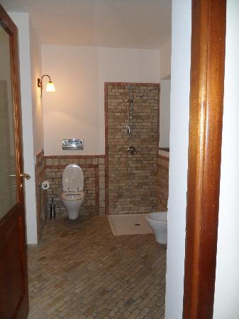 Hotel Villa Enrica: bagno