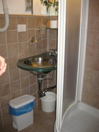 Franca Maria Rooms: Bathroom of Room 6B