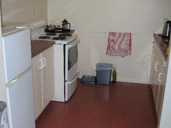 Econo Lodge Alcala: Kitchen