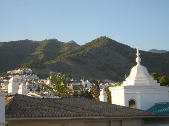 Marina Turquesa: Uitzicht vanaf balcon